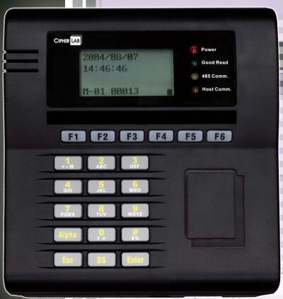 Multifunktionsterminal RFID CFT-5100