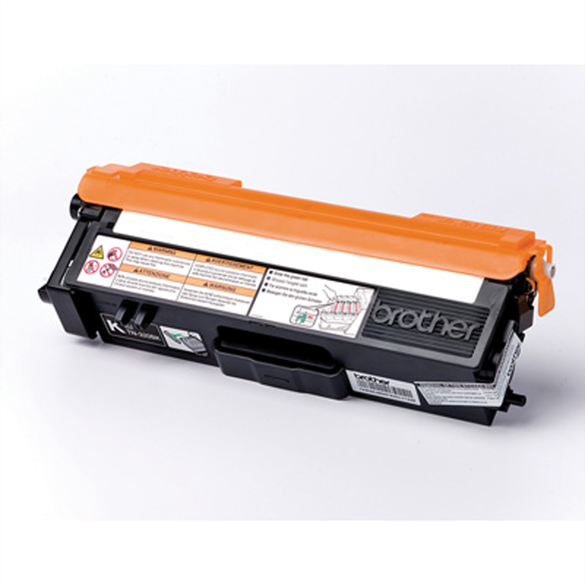 TN230BK, BROTHER Tonercartridge, schwarz für HL 3040CN / 3070CW / DCP9010 / MFC9