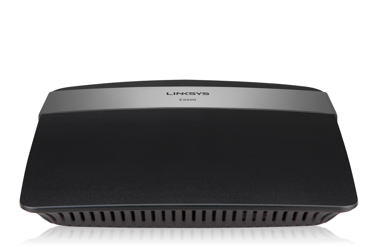 Linksys E2500 N600 Dual Band Router Wireless, 4-Port