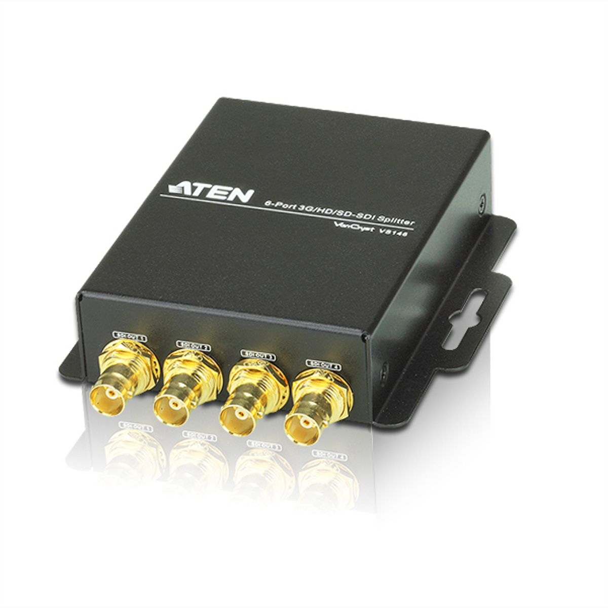 ATEN VS146 6 Port to 3G/HD/SD-SDI Splitter