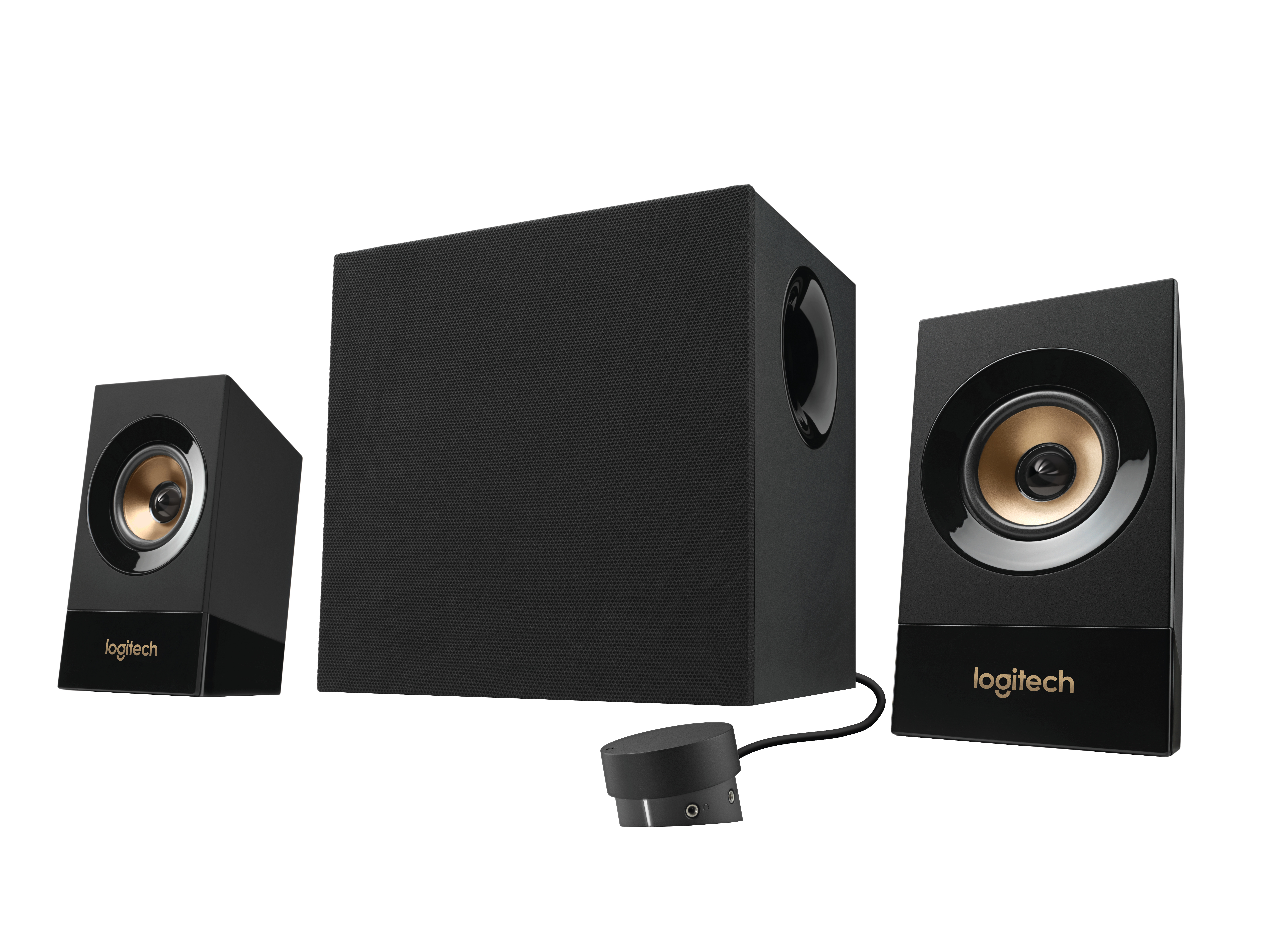 LOGITECH Z533 Multimedia Speakers 2.1