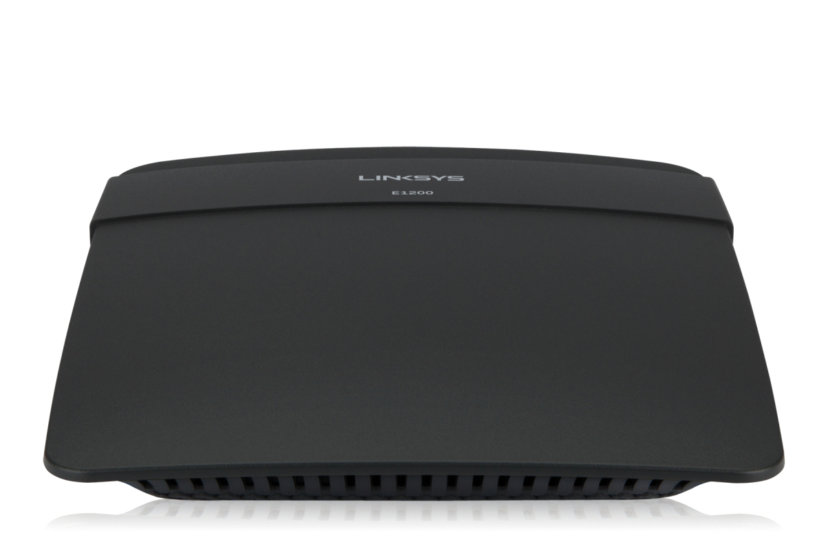 Linksys E1200 N300 4-Port Wireless Router