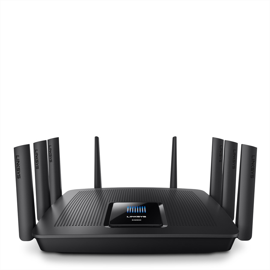 Linksys EA9500 Max-Stream AC5400 MU-MIMO Gigabit WLAN-Router