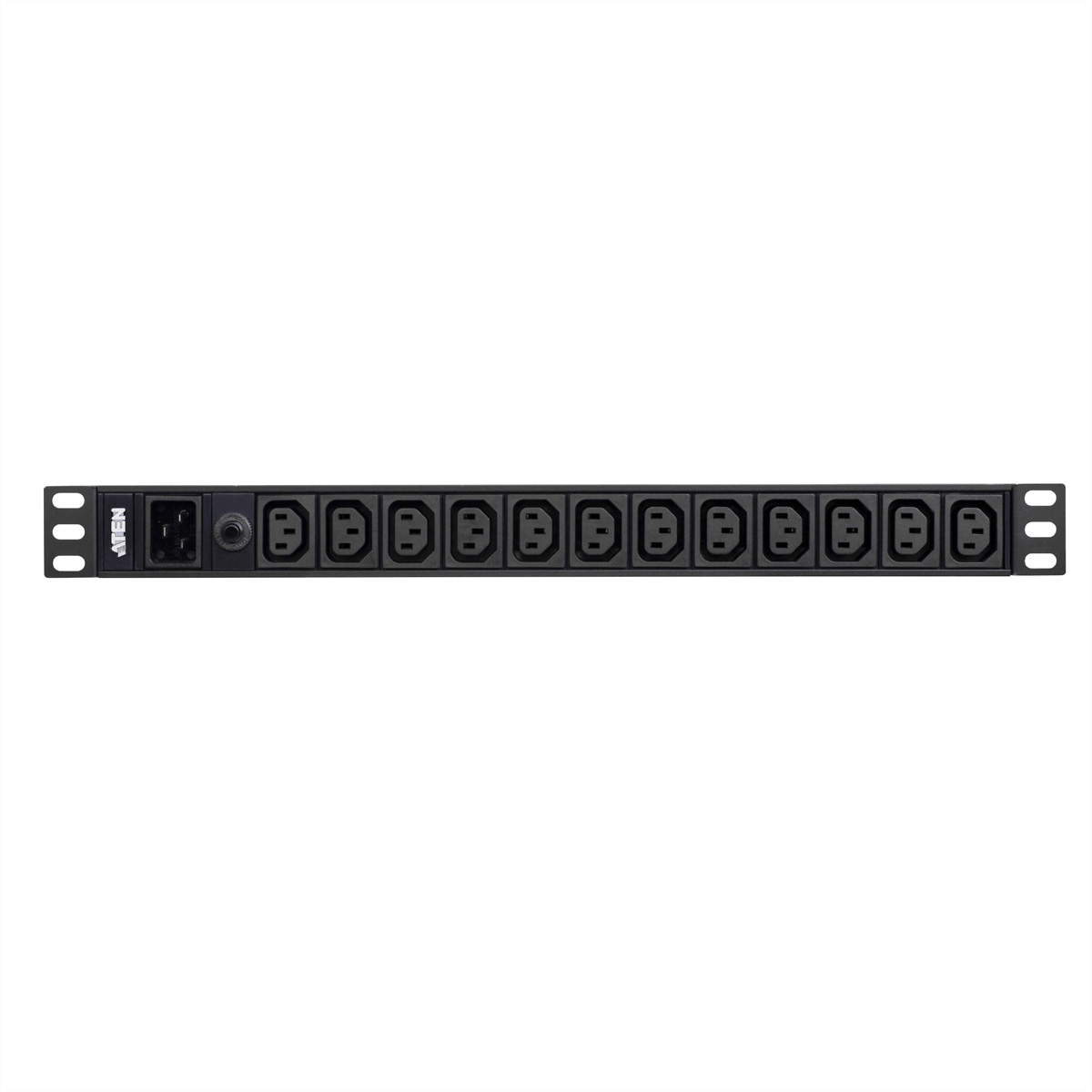 ATEN PE0212G 1U 16A 12-Port Basic PDU