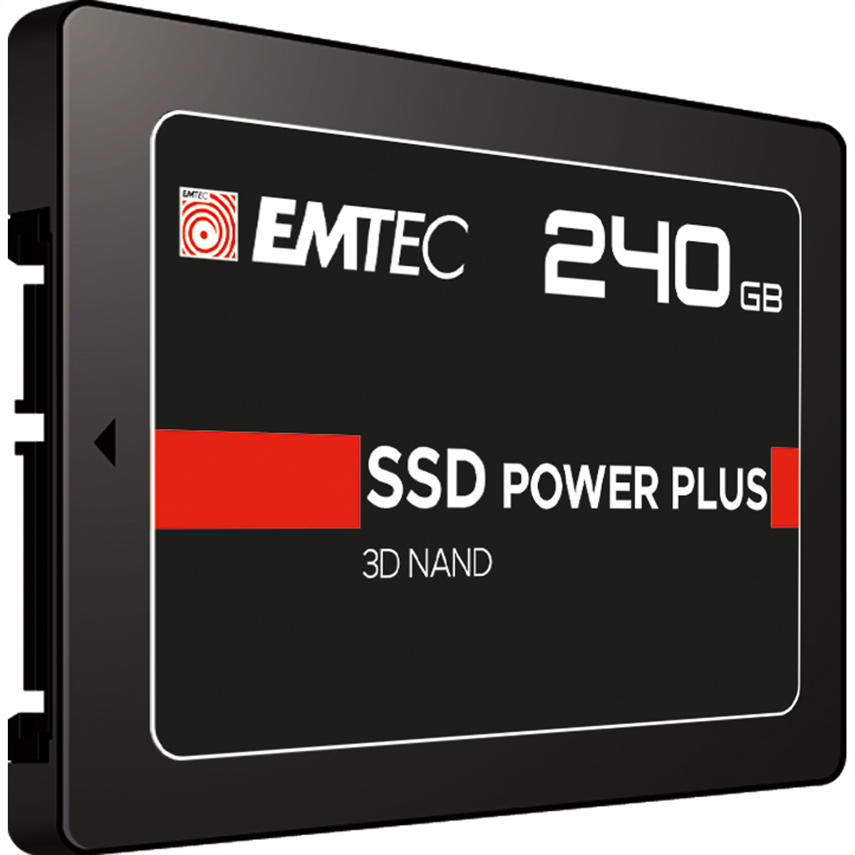 EMTEC SSD Intern X150 240GB, SSD Power Plus, 2.5 Zoll, SATA III 6GB/s