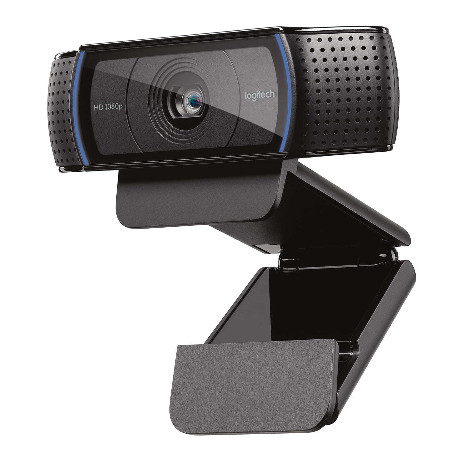 Logitech C920 Webcam 15 MP 1920 x 1080 Pixel USB 2.0 Schwarz